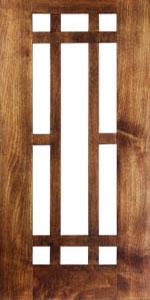 Brandenberger Prairie Cabinet Doors
